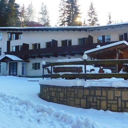 Hotel Bečva v Beskydech s polopenzí a saunou
