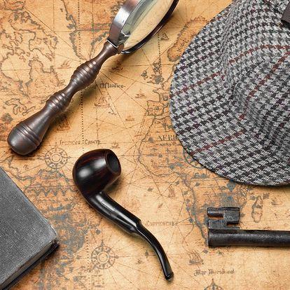 Napínavé detektivní hry pro 3–6 osob