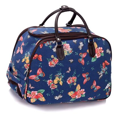 Dámská cestovní taška Shelley 309C námořnická modrá