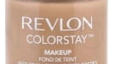 Revlon Colorstay Combination Oily Skin 30 ml makeup pro smíšenou až mastnou pleť pro ženy 250 Fresh Beige