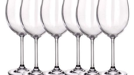 Sklenice Crystal Banquet na červené víno