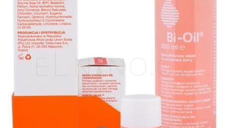 Bi-Oil PurCellin Oil dárková kazeta pro ženy pečující olej 200 ml + pečující olej 25 ml
