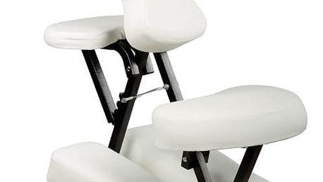 Movit 37136 Masážní židle skládací bílá 8,5 kg