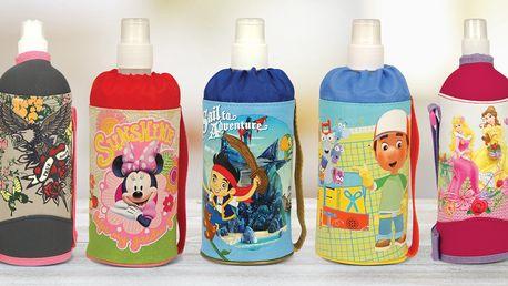 Láhve na pití v termo obalu s Disney motivy