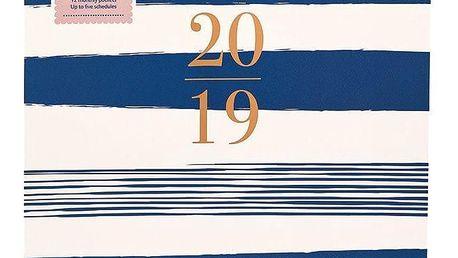 Busy B Rodinný plánovací kalendář 2019 Contemporary, papír