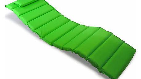 Divero 319 Polstrování na lehátko - zelená