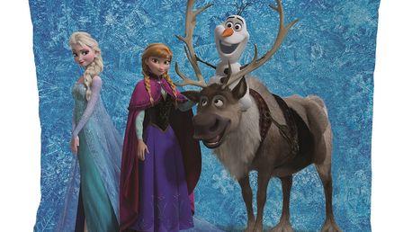 CTI Polštářek Ledové království Frozen Team, 40 x 40 cm