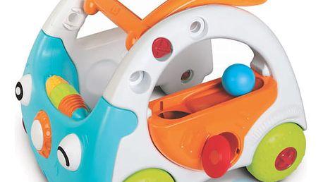 B.KIDS Chodítko auto 3v1 Discovery Car