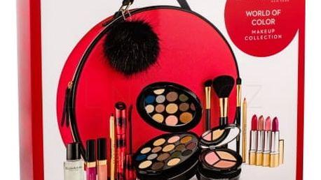 Elizabeth Arden World Of Color dárková kazeta pro ženy Complete Makeup Palette