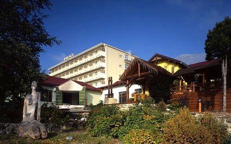 Slovensko - High Tatras na 4 dny, snídaně s dopravou vlastní