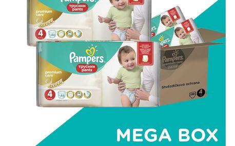 PAMPERS Premium Care Pants 4 MAXI 88ks (9-14 kg) - plenkové kalhotky