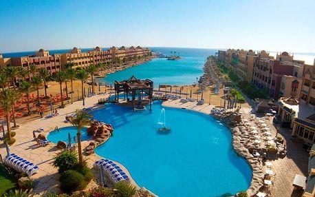 Egypt - Hurghada na 7 až 9 dní, all inclusive s dopravou letecky z Prahy nebo Brna přímo na pláži