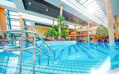 Maďarsko v Portobello Wellness & Yacht Hotelu **** přímo propojeném s termály