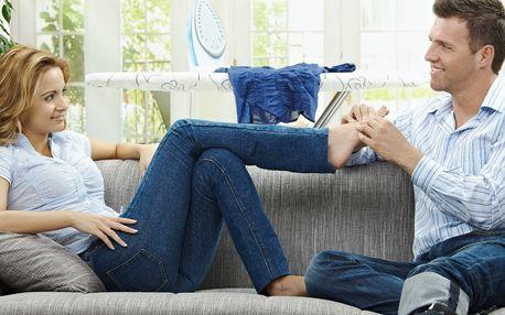 Online kurz na rok pro 2 osoby: masáže