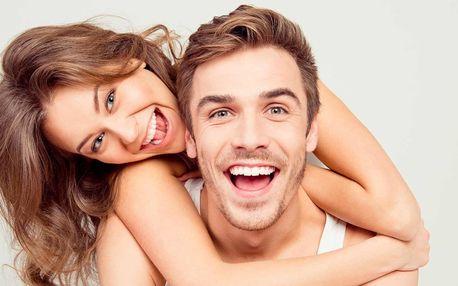 Profi dentální hygiena s AirFlow a bělením
