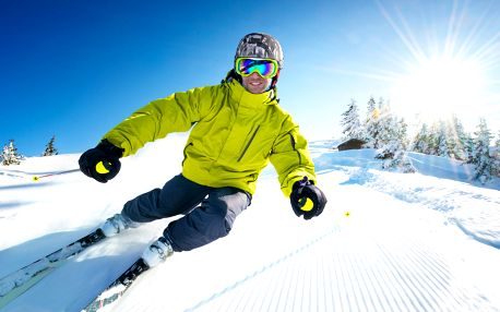 Silvestr a zima v hotelu Kolibřík přímo u ski areálu Špičák s polopenzí