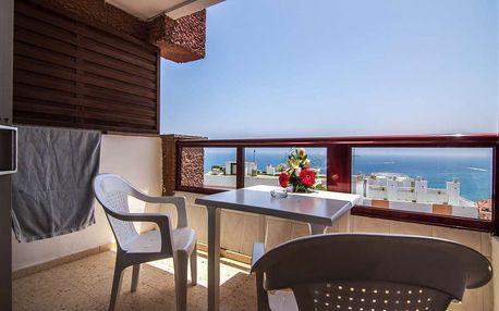 Kanárské ostrovy - Gran Canaria na 6 dní, bez stravy s dopravou letecky z Budapeště 350 m od pláže