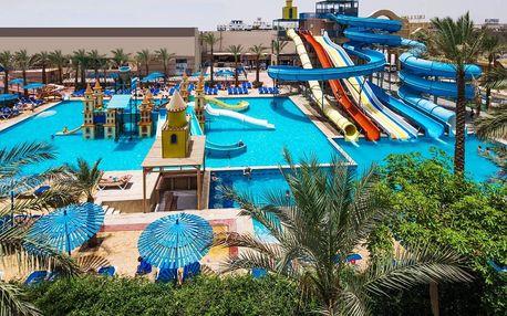 Egypt - Hurghada na 8 až 10 dní, all inclusive s dopravou letecky z Prahy, Brna nebo Vídně přímo na pláži