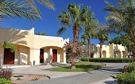 Egypt - Hurghada na 6 až 9 dní, all inclusive s dopravou letecky z Prahy nebo Brna přímo na pláži