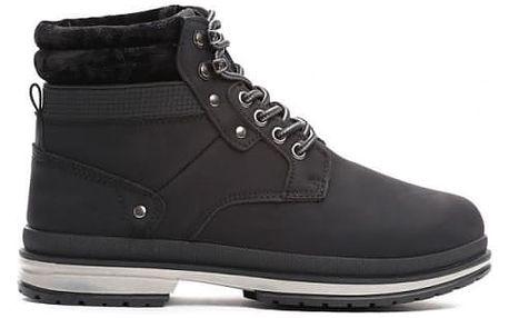 Dámské černé kotníkové boty Journey 008