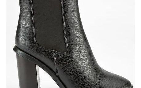 Dámské černé kotníkové boty Zoey 788