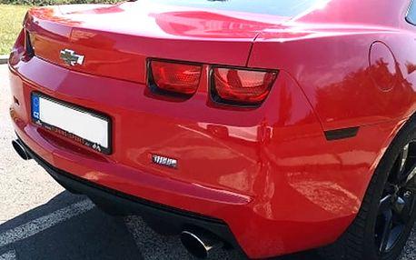 Zážitková jízda ve voze Chevrolet Camaro. Udělejte radost sobě nebo svým blízkým.