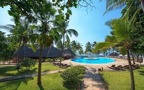 Keňa, Malindi, letecky na 9 dní all inclusive