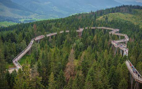 Dovolená přímo pod Belianskými Tatrami