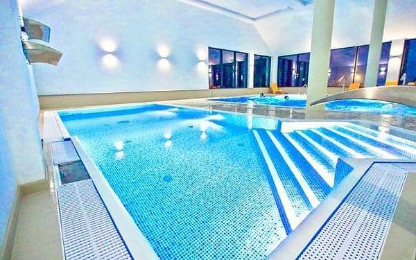 Polsko v Hotelu Nowy Zdroj s polopenzí, neomezeným wellness a až 10 procedurami