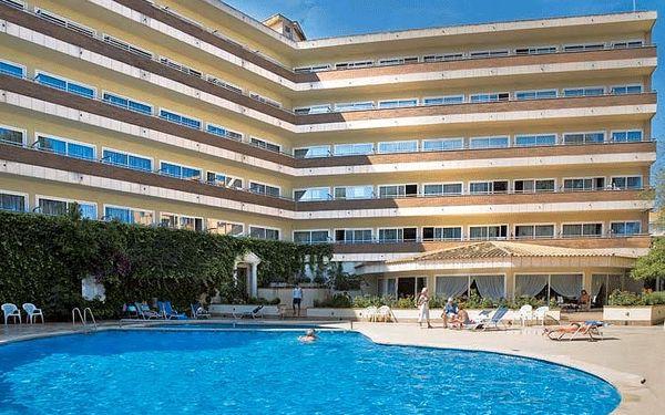 Španělsko - Mallorca na 8 dní, polopenze s dopravou letecky z Prahy, 400 m od pláže