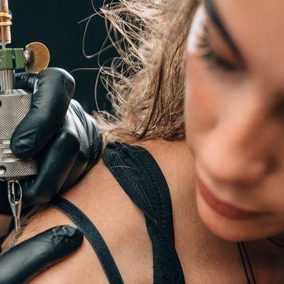Tetování podle vlastního návrhu včetně konzultace