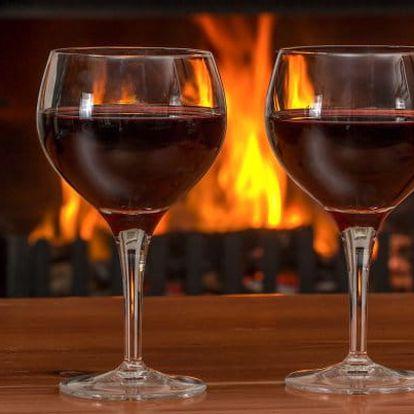 Jižní Morava s vínem neomezeně + sauna