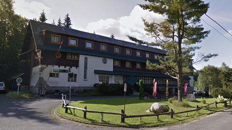 Jizerské hory: Hotel Maxov