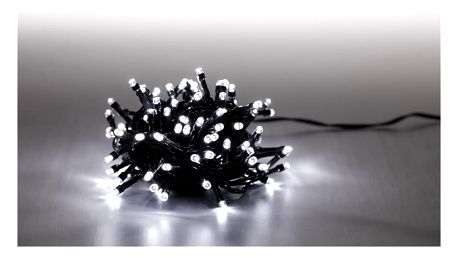 Marimex Světelný řetěz 400 LED - studená bílá - mód - 18000076