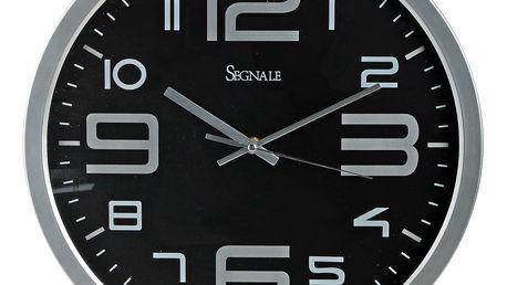 Emako Nástěnné hodiny SEGNALE - kulaté, Ø 35 cm