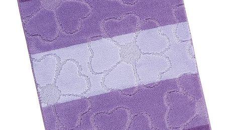 Bellatex Koupel. předložka-AVANGARD 60x100 Fialová