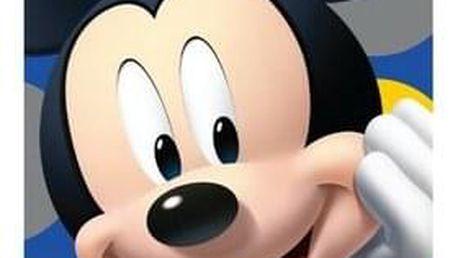 Jerry Fabrics Osuška Mickey dots, 70 x 140 cm