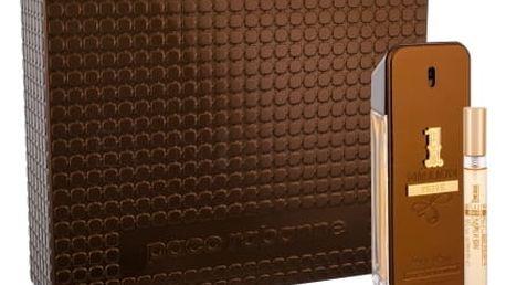 Paco Rabanne 1 Million Prive dárková kazeta pro muže parfémovaná voda 100 ml + parfémovaná voda 10 ml