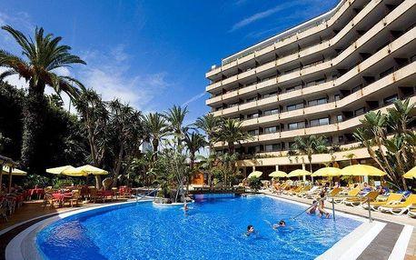 Kanárské ostrovy - Tenerife na 8 až 12 dní, polopenze nebo snídaně s dopravou letecky z Vídně, Prahy nebo krakov 500 m od pláže
