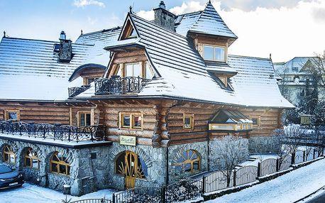 Pobyt v Zakopanem s tradicí a turistikou na dosah