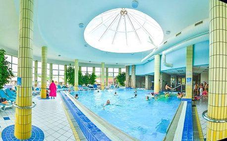 Dunajská Streda v Thermalparku pro seniory