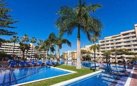 Kanárské ostrovy - Tenerife na 8 dní, all inclusive, polopenze nebo snídaně s dopravou letecky z Vídně 3 km od pláže
