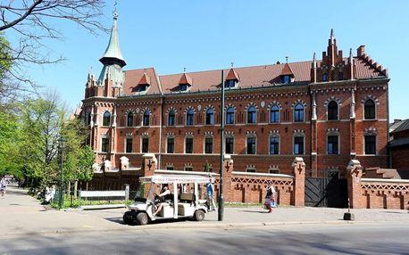 Polsko - Krakov autobusem na 1 den