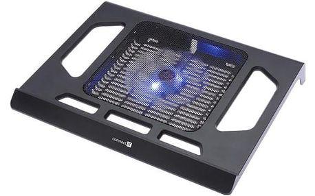 """Connect IT Breeze pro 17"""" černá (CI-438)"""
