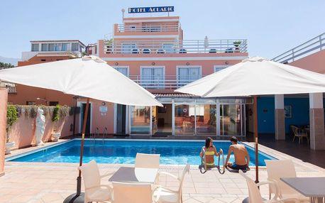 Kanárské ostrovy - Tenerife na 8 dní, polopenze nebo snídaně s dopravou letecky z Vídně 5 km od pláže