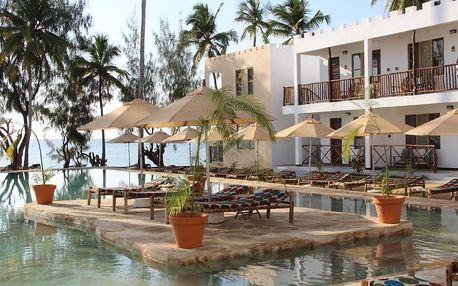 Zanzibar - Uroa na 9 dní, all inclusive s dopravou Prahy nebo letecky