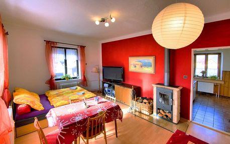 Šumava: pobyt v apartmánech na 3-5 dní pro dvě osoby