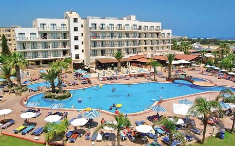 Kypr letecky na 8-12 dnů, all inclusive