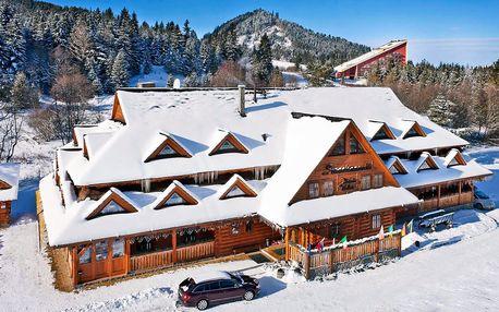 Pobyt mezi Tatrami: wellness a balíček zážitků