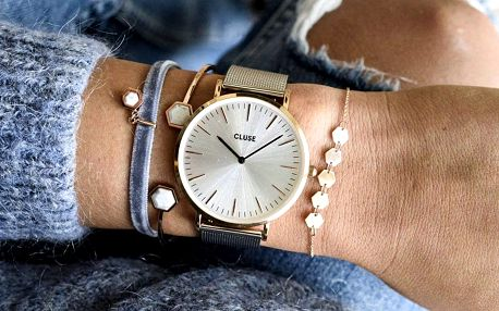 Poukaz na hodinky, šperky i pásky z e-shopu 2355.cz